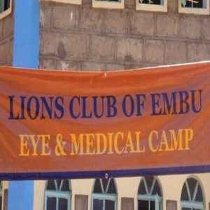 Free Eye and Medical Camp