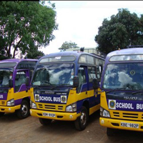 Primary School Bus Donations
